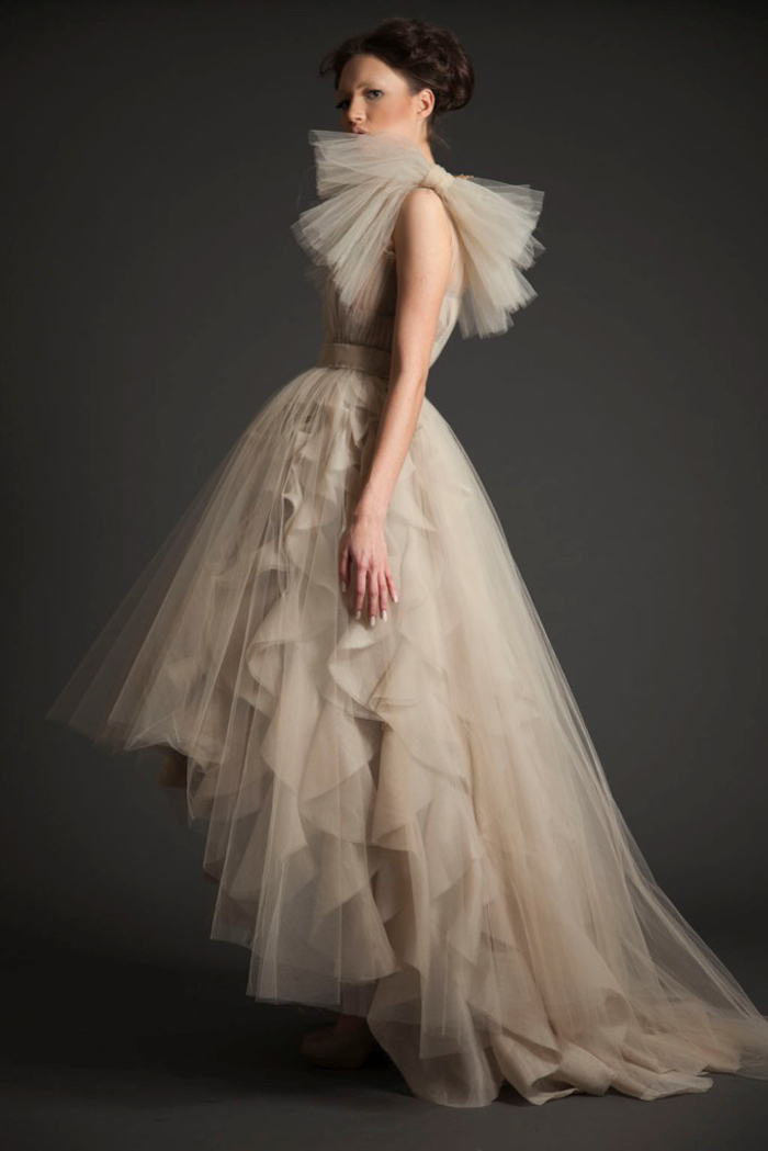 ashistudio wedding dress