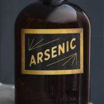 Arsenic bottles