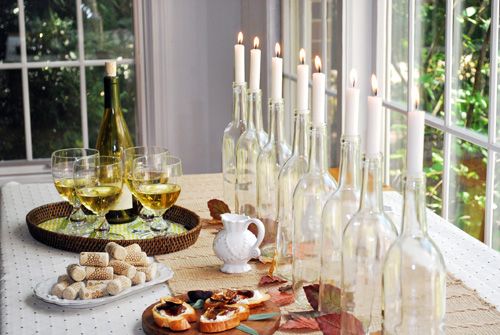 wine tasting theme party