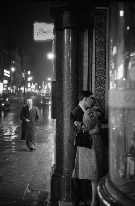 vintage love love story photo