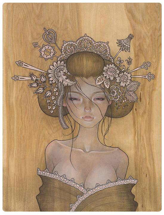 Project Fairytale: Audrey Kawasaki