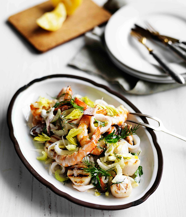Project Fairytale: Insalata di Mare