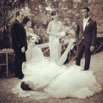 Project Fairytale: Chrissy Teigen's Stunning dresses as she weds Jon Legend