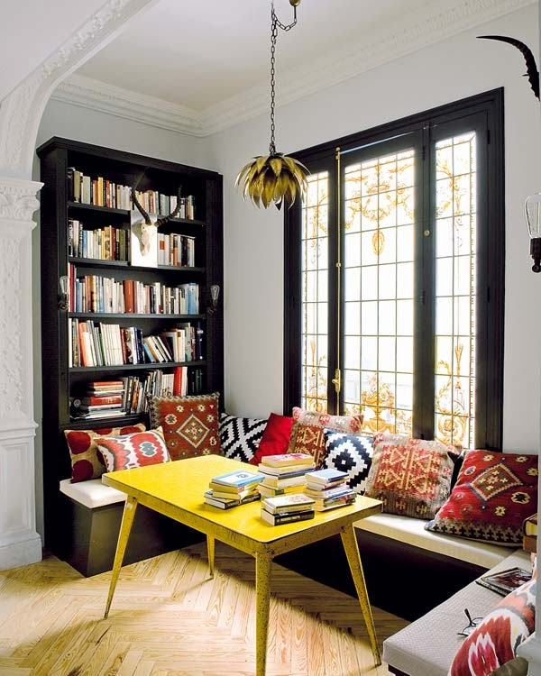 Project Fairytale: Colorful Reading Nook