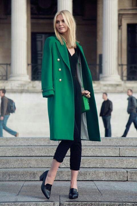 dreamy green coat project fairytale