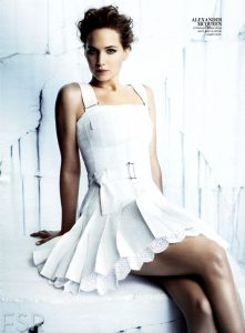 Jennifer Lawrence InStyle US December 2013