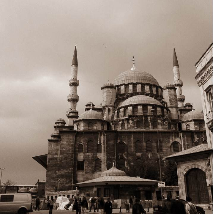 Project Fairytale Istanbul expedition