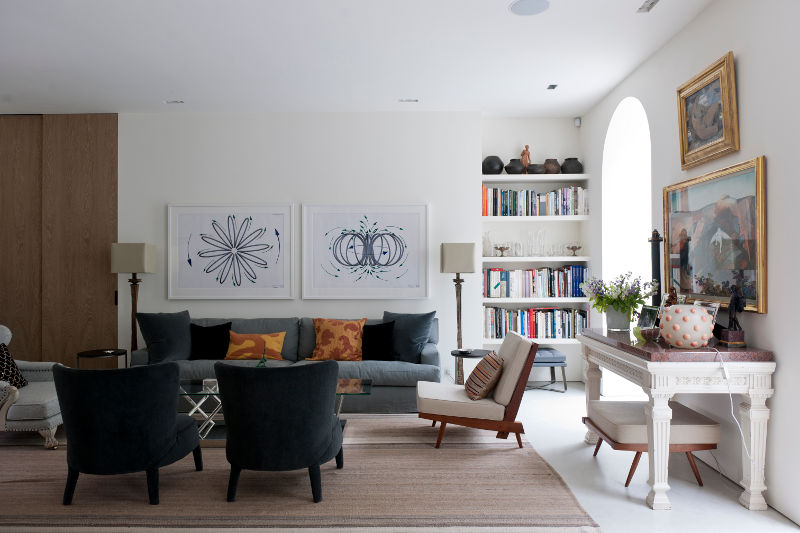Project Fairytale: London Mews House