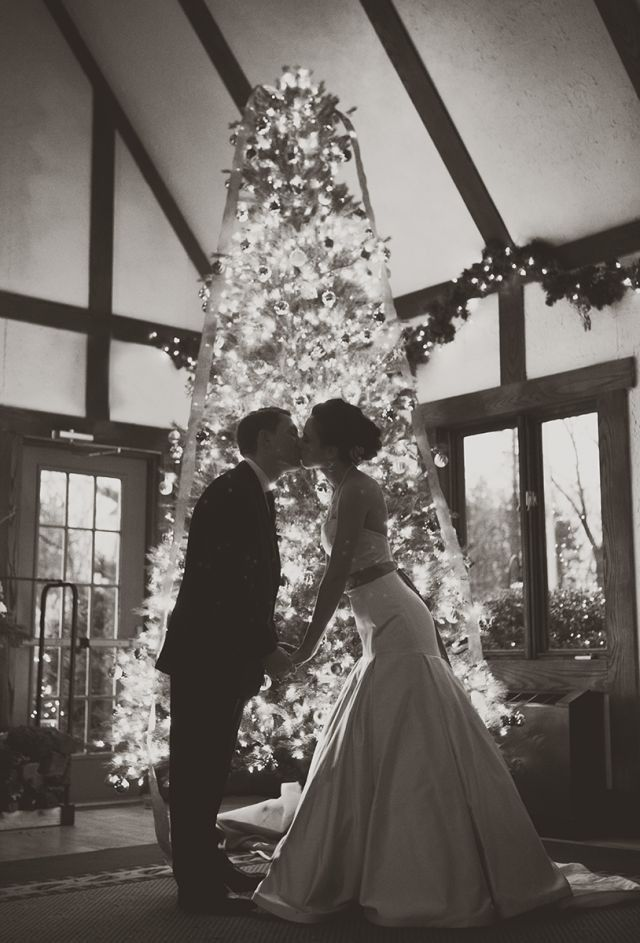 Project Fairytale: Christmas wedding
