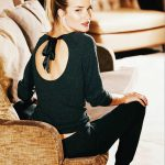 Rosie Huntington Whiteley Autograph Marks and Spencer