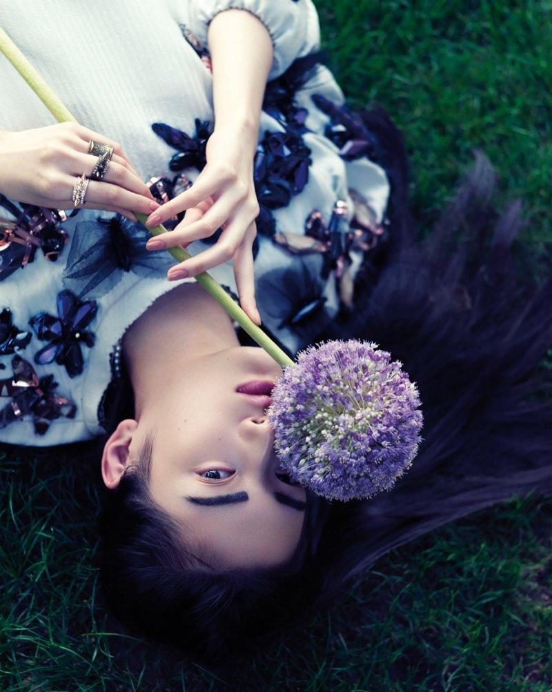 Harper's Bazaar Vietnam: Spring Dreams