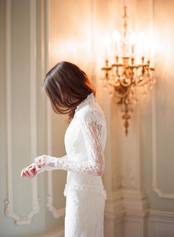 Elizabeth Messina Photography, Delphine Manivet Bridal Gown