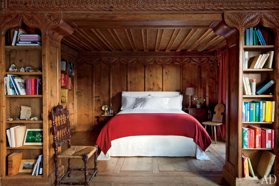 Interiors Rustic Swiss Chalet Project Fairytale