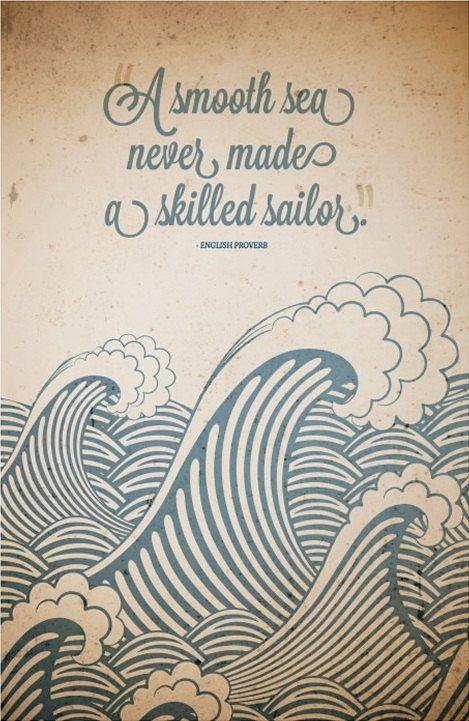 Project Fairytale: A smooth sea...