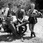 Project Fairytale: Bike Girls 1949 Life Magazine