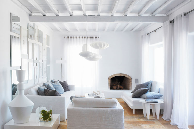 Mykonos Summer Home || Project Fairytale