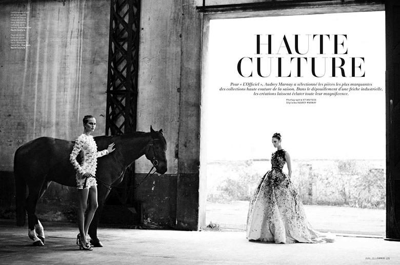 Project Fairytale: Haute Culture