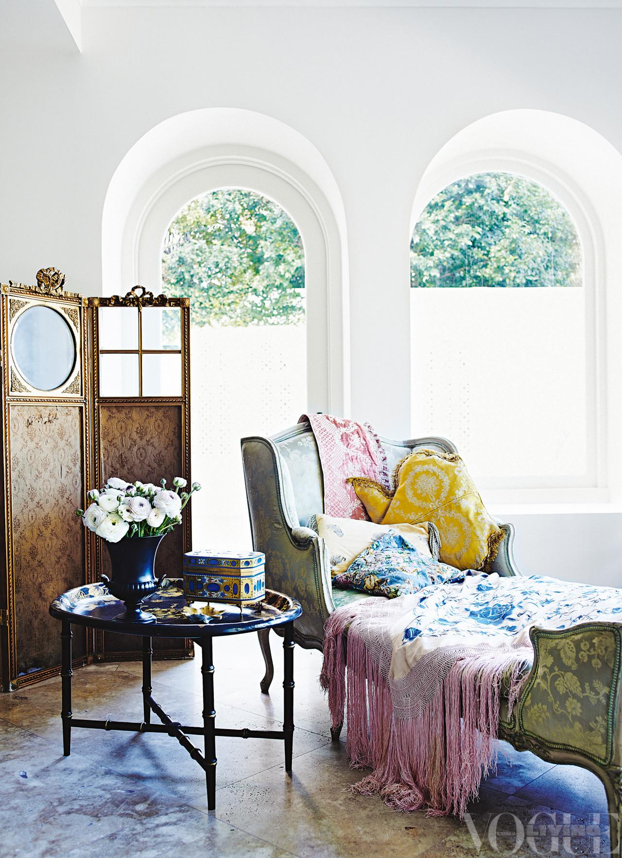 Vogue Bedroom Inspiration