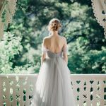 Fairytale Dress: Light Grey Mist