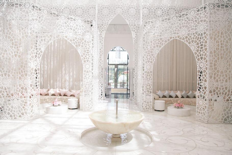 Fairytale Destinations: Royal Mansour, Marrakesh