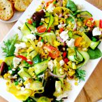 Project Fairytale: Summer Salad