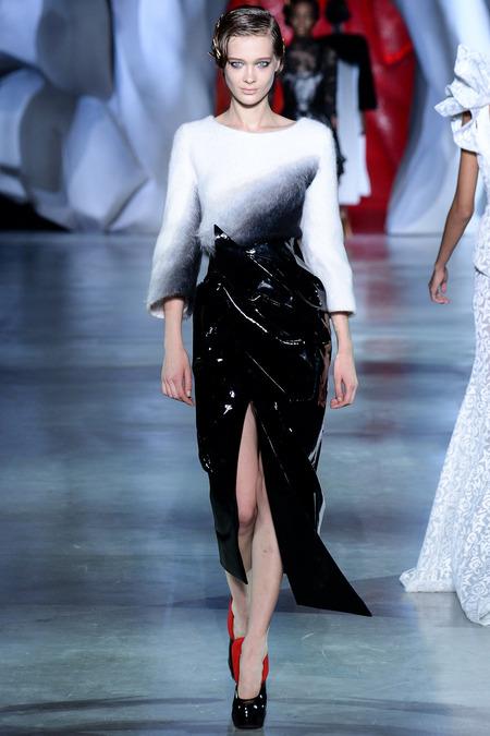 Project Fairytale: Ulyana Sergeenko FW 2014 Couture