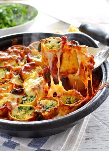 Project Fairytale: Italian Rotoli