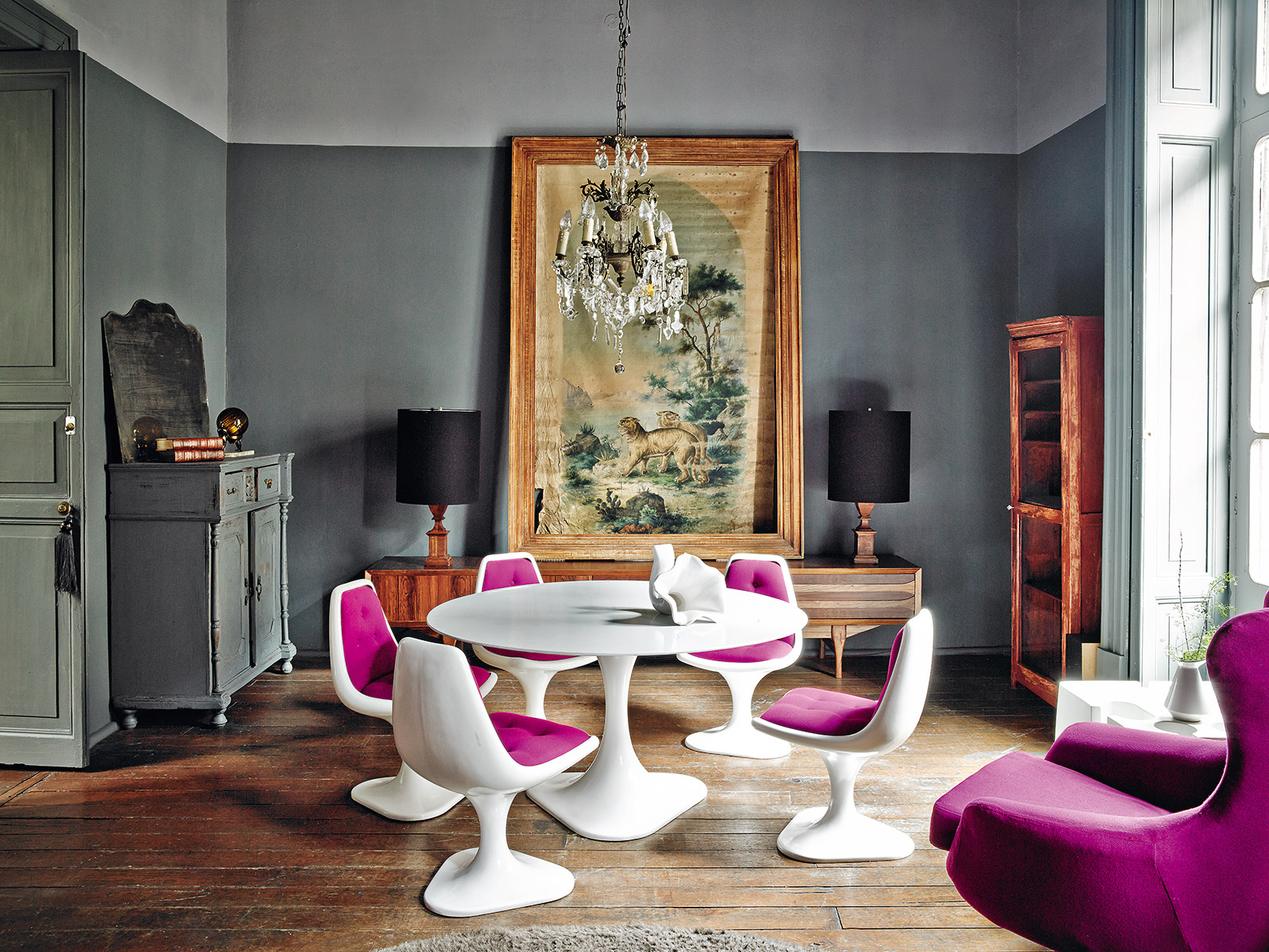 Project Fairytale: Bold Colors in Mexico City