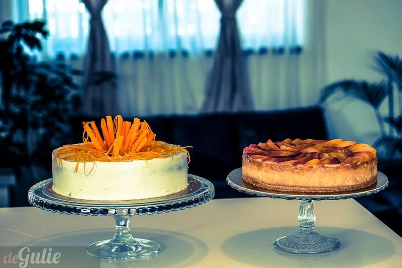 de gulie carrot cakle cheese cake sinziana