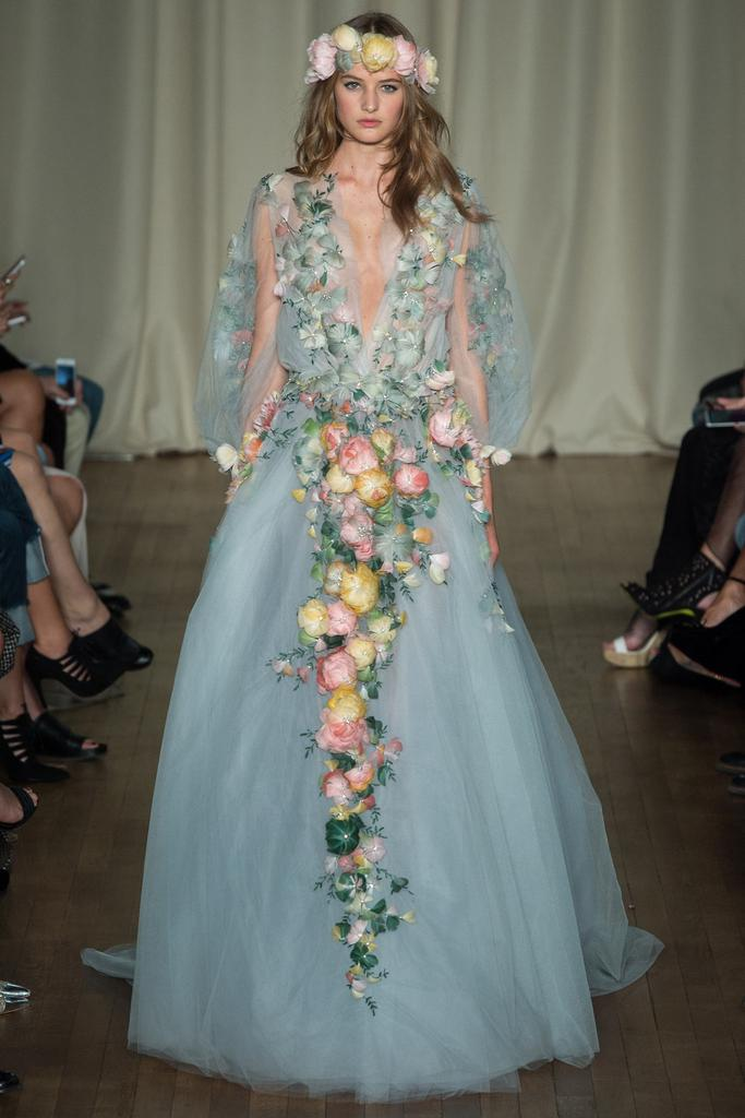 Project Fairytale: Marchesa SS 2015
