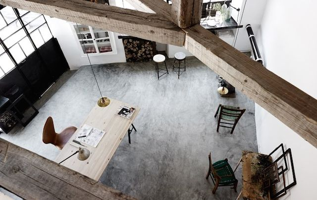Project Fairytale: Renovated blacksmith warehouse in Greece
