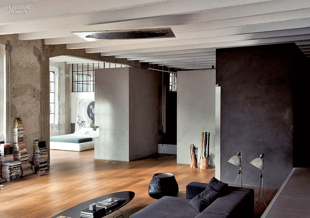 Project Fairytale: Loft in Como, Italy