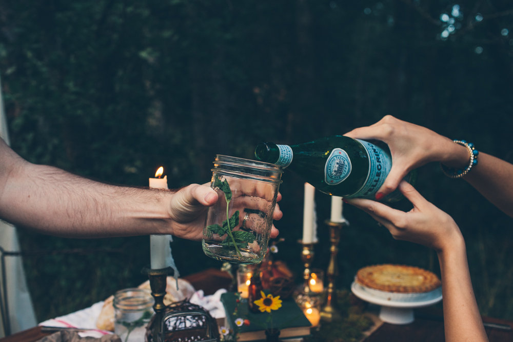 Project Fairytale: Date Night in the Middle of Nature