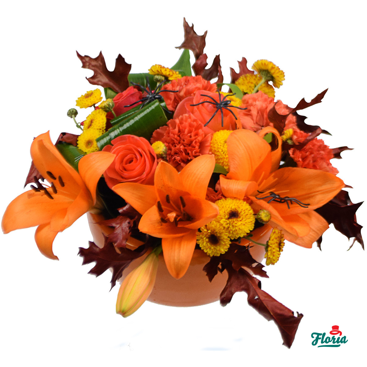 Scary Flower Arrangements    Project Fairytale