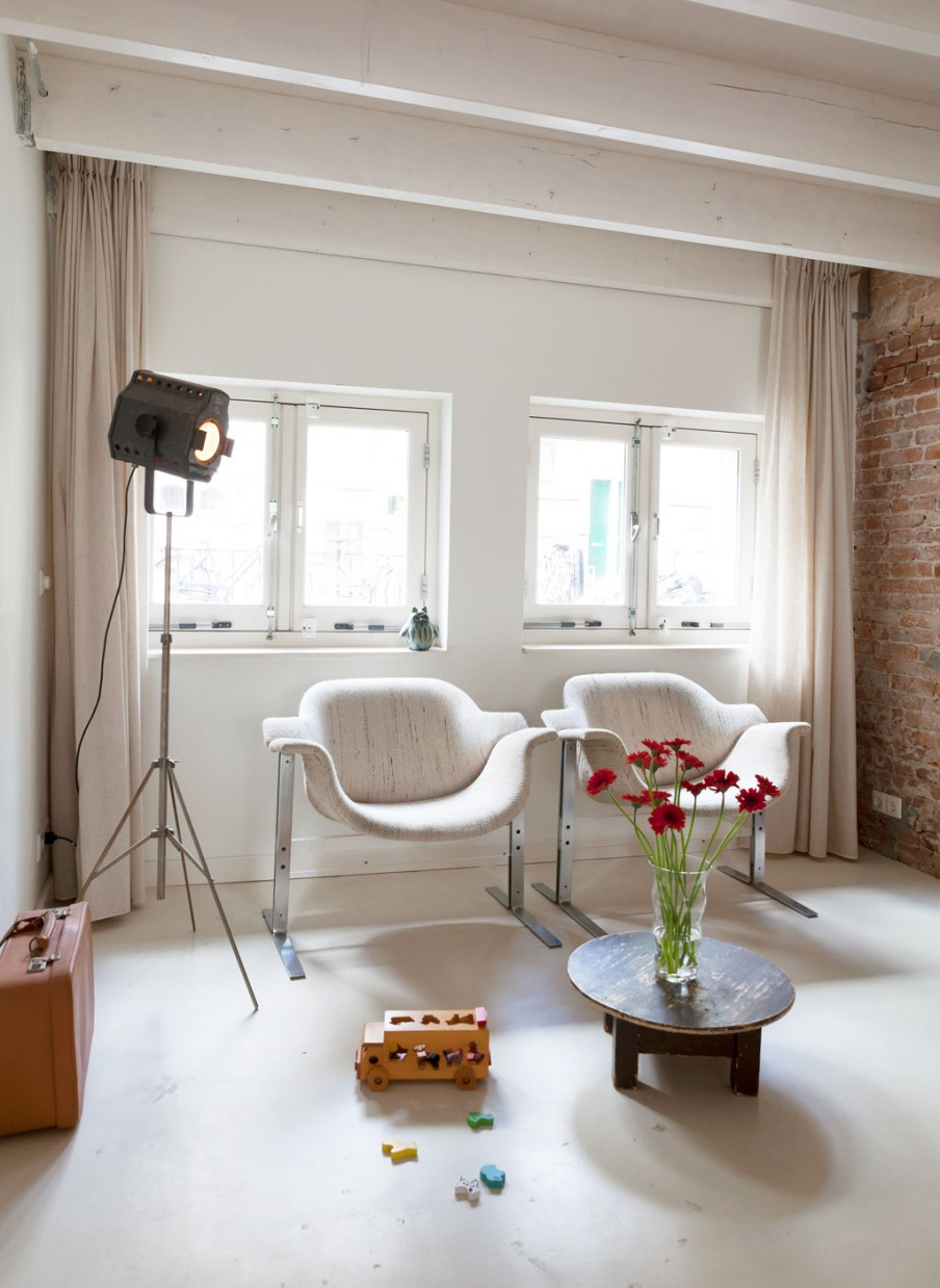 Project Fairytale: Light infused home in Rotterdam