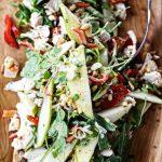 Project Fairytale: Warm Chicken Salad