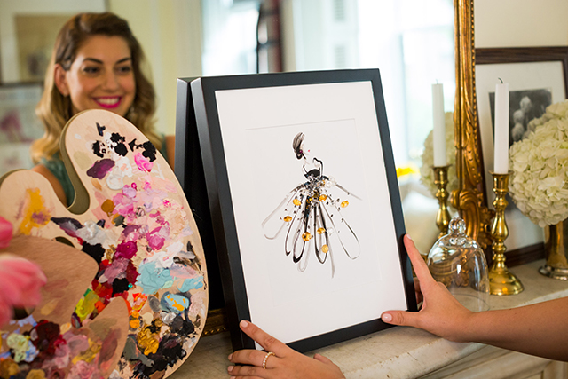 Project Fairytale: Paper Fashion - The Magic of Illustration