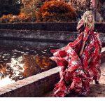 Project Fairytale: Dreamy Winter in Elle Russia December Issue