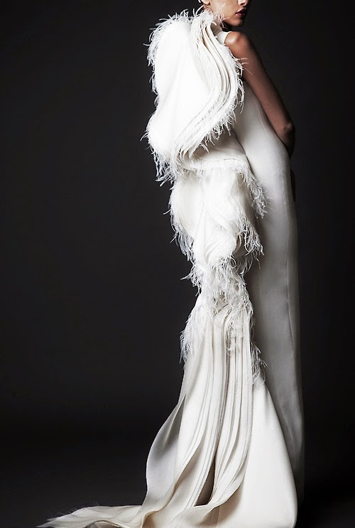 Project Fairytale: Krikor Jabotian Haute Couture Fall-Winter 2014