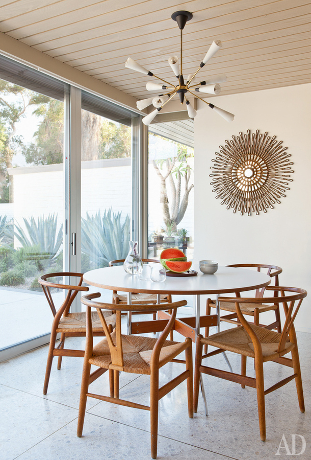 Mid Century Palm Springs Home || Project Fairytale
