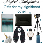 Project Fairytale: Gifts for the boyfriend
