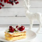 Project Fairytale: Cristmas Millefeuille Cake