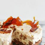 Project Fairytale: Caramel Cheese Cake