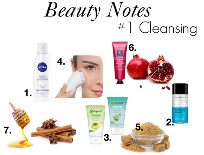 Project Fairytale: Beauty Notes - #1 Cleansing