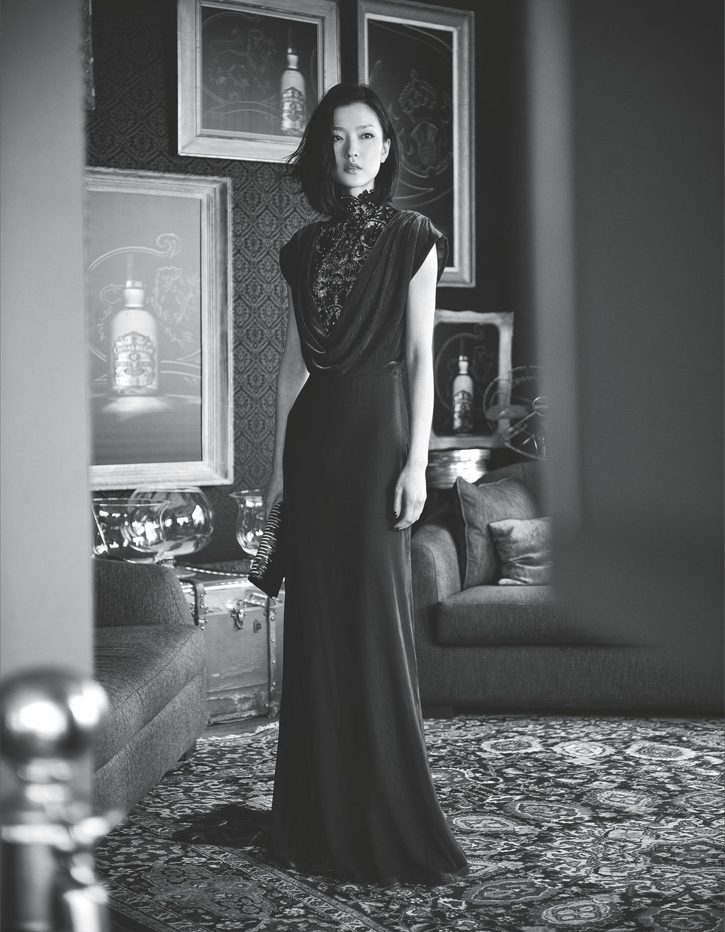 Project Fairytale: Heroine from Hell | Harper's Bazaar China - Du Juan