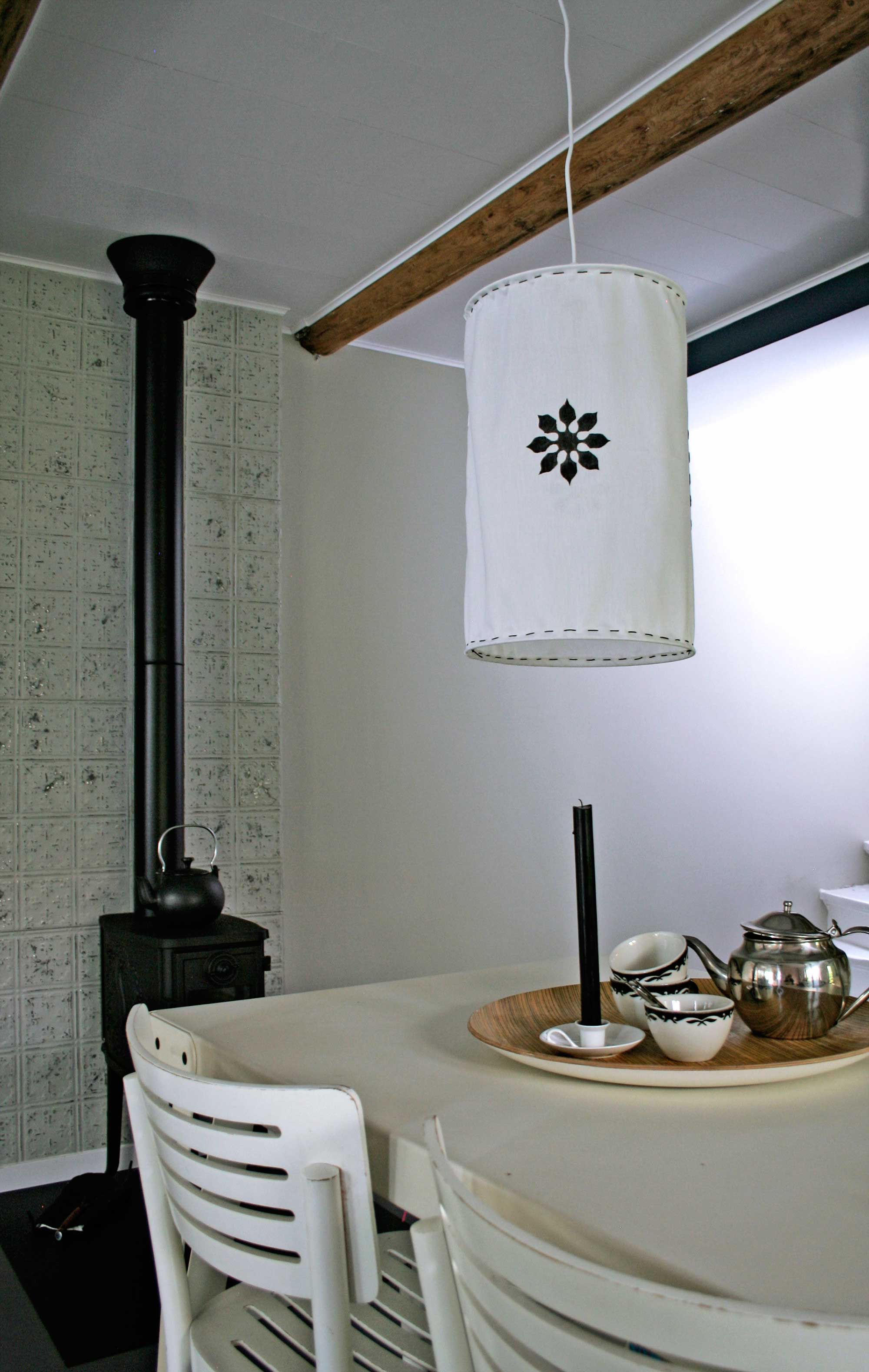 Project Fairytale: DIY Fabric Lampshade