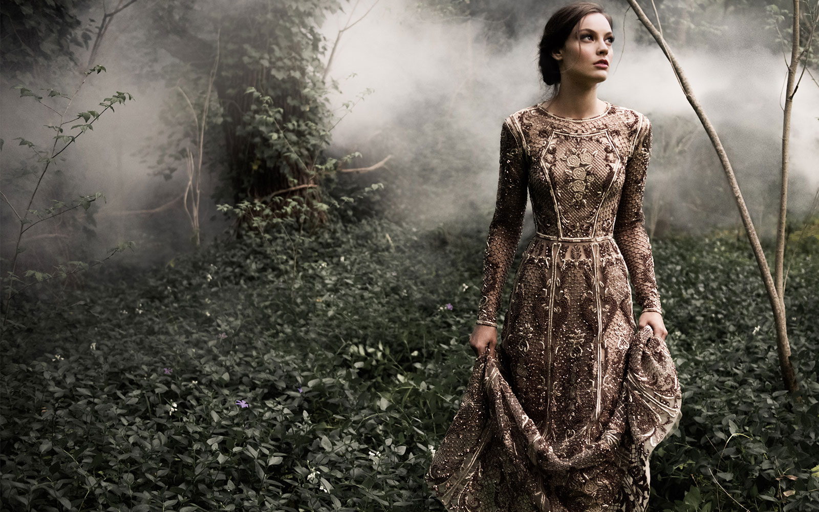 Fairytale Dress: Paolo Sebastian Autumn Winter 2015 ...