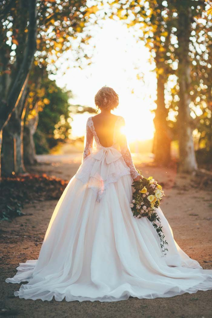 Fairytale Dress: A Vintage Inspired Wedding Gown – Project FairyTale