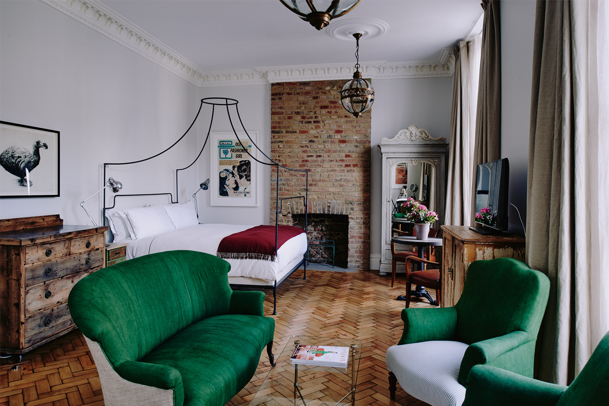 Project Fairytale: A Perfect Getaway at the Artist Residence in London