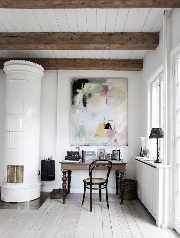 Interiors: A Danish Country Home – Project FairyTale
